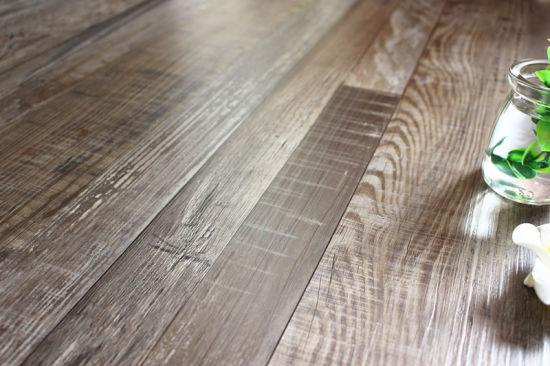 Athena dark walnut mm vinyl click flooring planks