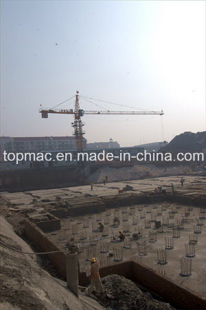 New 2015 Hot Sales Famous Brand Topmac Tower Crane pictures & photos