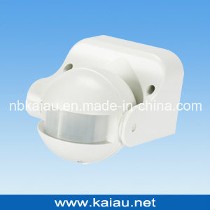 IP44 Waterproof Outdoor PIR Motion Sensor Switch for Light (KA-S21)