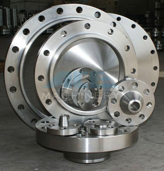 Casting 304 316 Stainless Steel Flange