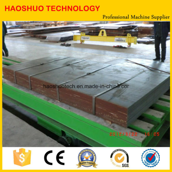 12mm Steel Coil Staighten and Cut to Length Line pictures & photos