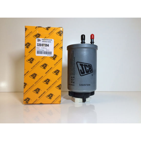 320/07155 320/07057 Fuel Filter for Js145 130, Jcb Dieselmax Engine pictures & photos