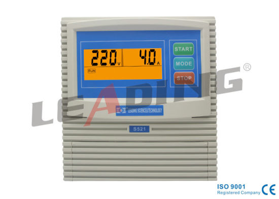 AC220V-AC240V Single Phase Control Panel (S521) with Over Load Protection