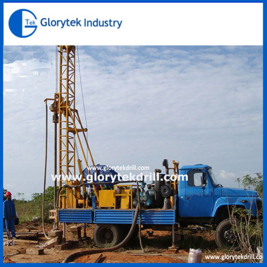 Truck Mounted Water Well Bore Drilling for Sale pictures & photos