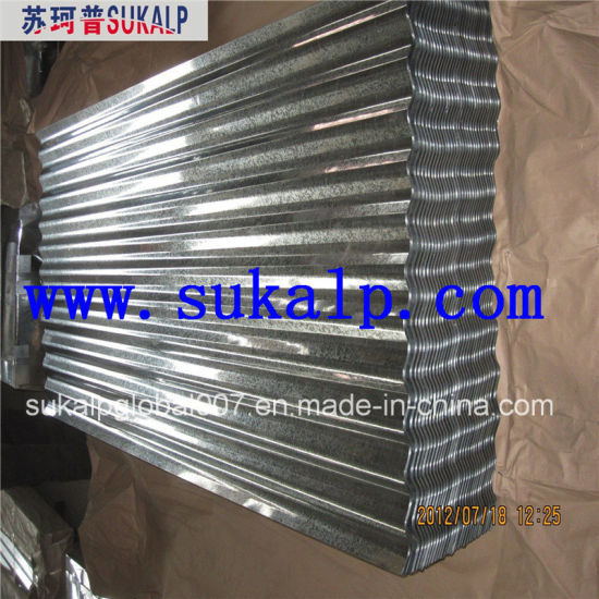 Wholesale Corrugated Metal Roofing Sheet pictures & photos