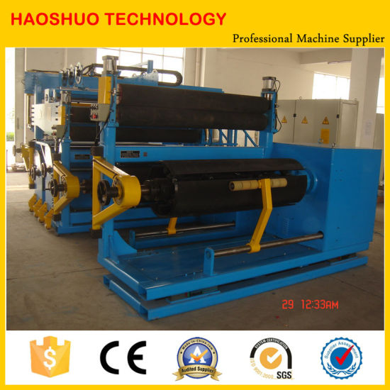 Transformer Low Voltage Foil Winding Machine pictures & photos