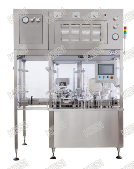 Automatic Eyedrop Rotary Filling Plugging Capping Machine pictures & photos