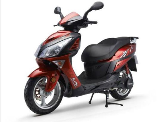 2000W Electric Scooter Lieying Big Wheel New Model 2018 Cheap