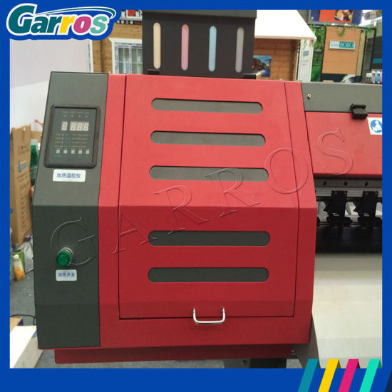 Garros 2016 1.8m 3.2m Roll to Roll Sublimation Digital Textile Printer Machines pictures & photos