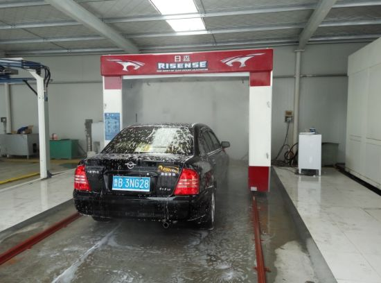 Automatic Rollover Car Wash Machine pictures & photos