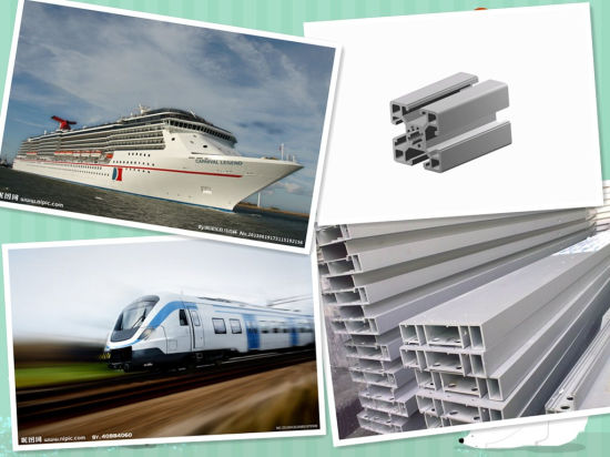 Aluminum Industrial Profile CNC Ship Building Rail Transportation Machining Center pictures & photos