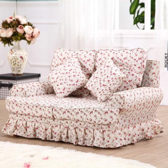 Fashion House Furniture Children Fabric Sofa (SXBB 287)