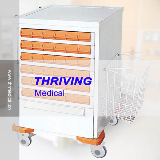 Medical Dispensing Cart for Sale (THR-ZY108) pictures & photos