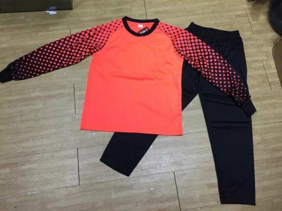 2018/2019 Fashion Goalkeeper Soccer Uniforms