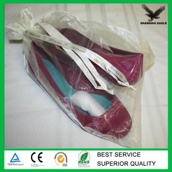 China Wholesale Italian Matching Organza Shoe and Bag