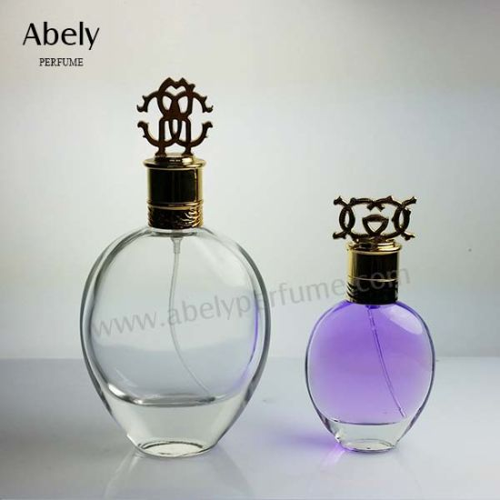 35ml Square Shaped Brand Unisex Perfume Bottle pictures & photos
