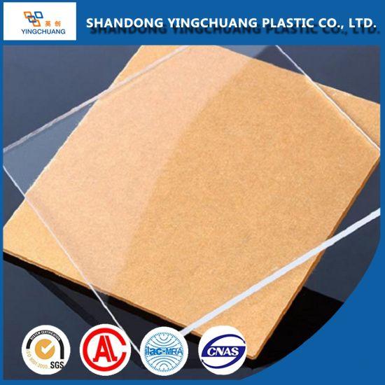 "CLEAR CAST ACRYLIC Sheet 12/""x12/""x 1//8/""thick High Density PLEXIGLASS Cut to Size"