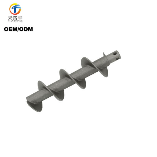 OEM&ODM Casting Parts Stainless Steel Auger Precision Casting