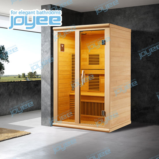 Joyee Dry Corner Steam Sauna Room Customized Size