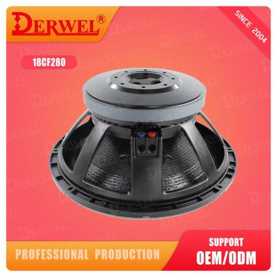 China Loudspeaker 18inch 280 Big Magnet Professional Powered