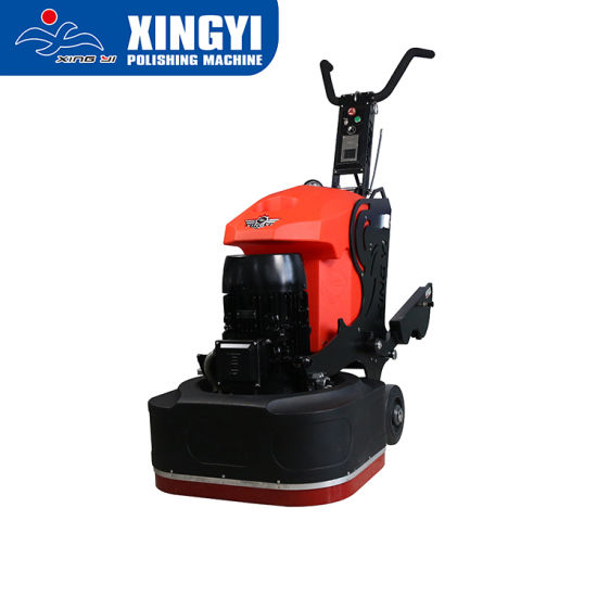 China Terrazzo Floor Grinder Concrete Grinding Machine For
