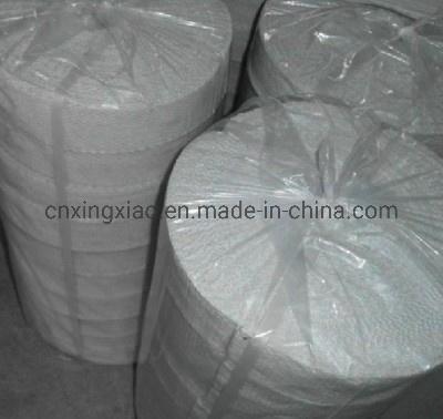 700 Centigrade Fiberglass Reinforced Ceramic Fiber Tape Heat Insulation for Pipeline
