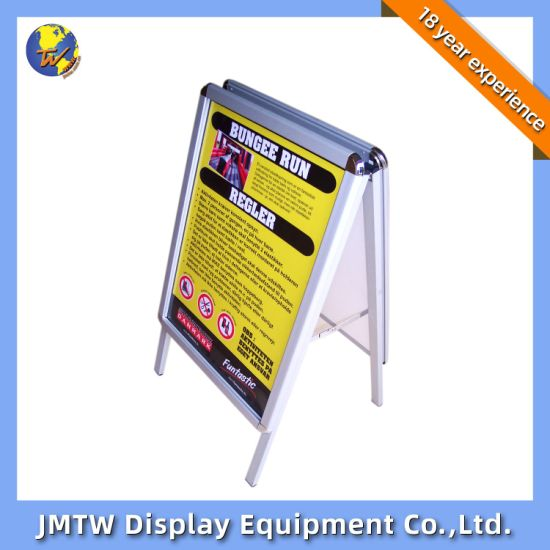 A1 Floor Stand Advertising Poster Stands