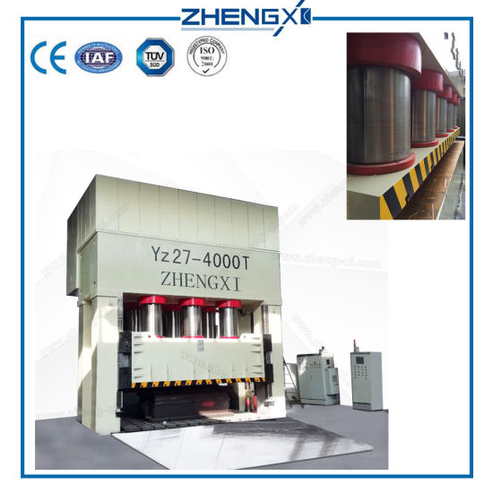 400t/600t/800t/1000t/2000t/4000t Auto Industry Metal Sheet Deep Drawing Hydraulic Press Machine pictures & photos