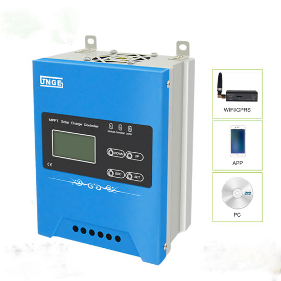 30A 12V Buck Charge MPPT Solar Controller for Solar Power Energy System