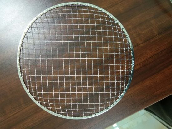 330 mm X 75g Disposable Barbecue Wire Mesh Netting Grill for Korean Customers