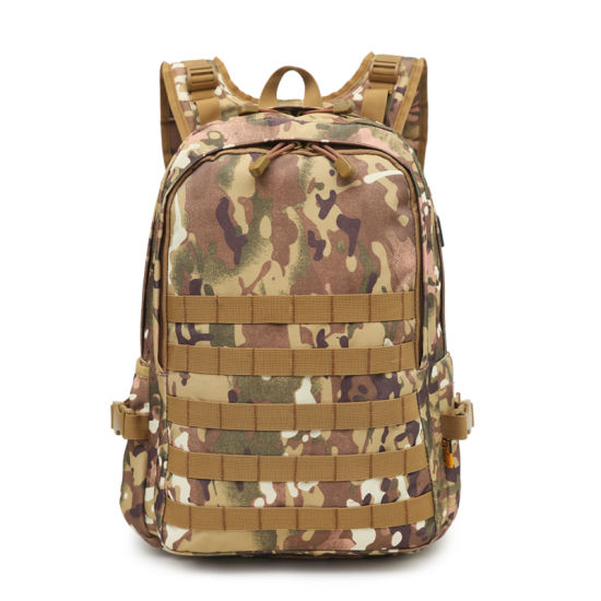 Double Shoulder Sports Military Bag Tactical Back Pack for Outdoor