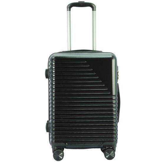 15cfad604 China 2019 Hot Fashion ABS+PC Travel Trolley Luggage Set - China ...
