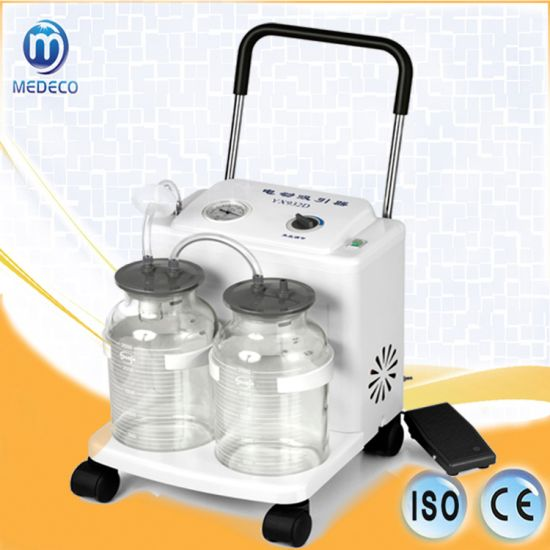Medical Suction Apparatus Electric Suction Apparatus Model Yx932D Suction pictures & photos
