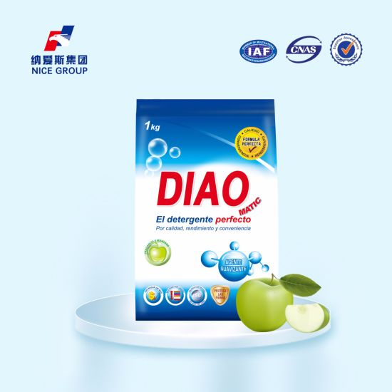 200g Diao Brand Super Laundry Powder with Spanish Package
