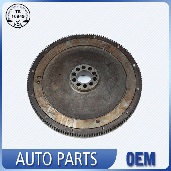 Auto Car Parts, Cast Iron Flywheel pictures & photos