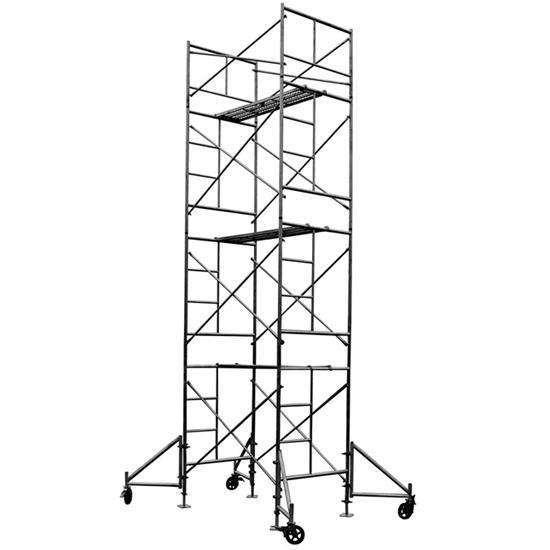 Steel Mobile Frame Scaffolding