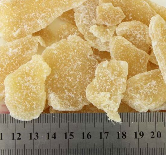 Crystallized Ginger Round Slice pictures & photos