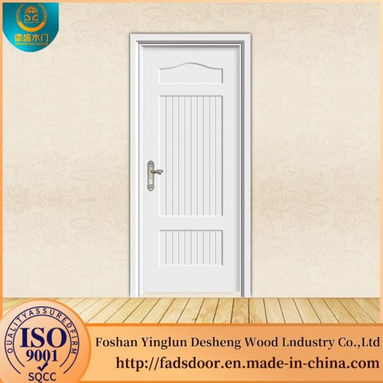 China Desheng Wooden Double Door Frames Designs India - China Wooden ...
