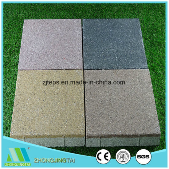 Remove The Haze/Water Retention Water Permeable Bricks for Parking Area/Road /Street pictures & photos