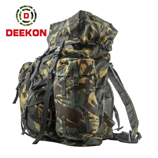 Deekon Wholesale Multi-Function Waterproof Nylon Army Tactical Backpack, High Quality Outdoor Hiking Military Bag