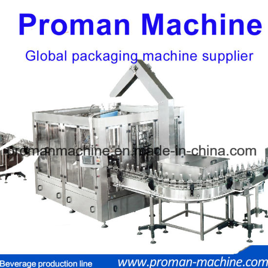 2018 Factory Low Price Bottle Beverage/Drink/Water Filling Machine pictures & photos
