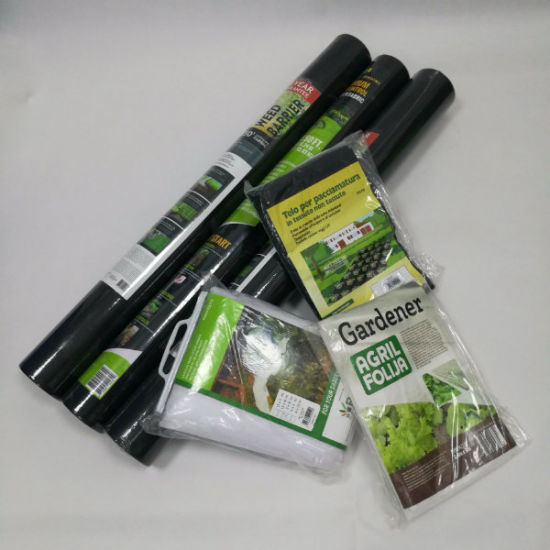 China Wholesale Factory Agriculture Ground Weed Control Fabric pictures & photos