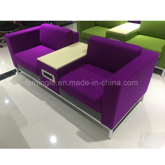 Incredible Leisure Sofa With Middle Tea Table For Public Waiting Gmtry Best Dining Table And Chair Ideas Images Gmtryco