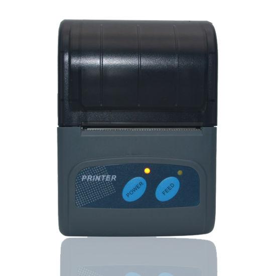 Mini Mobile Android Bluetooth Thermal Printer Sgt-B58V