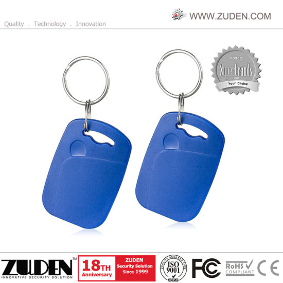 125kHz Chips ID Card RFID Keyfobs pictures & photos