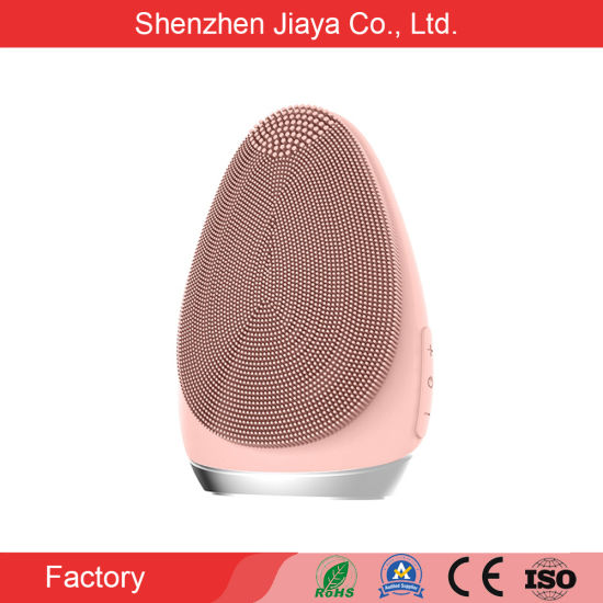 Silicone Facial Cleansing Brush New Product 2021 Skin Care Products Electric Face Brush