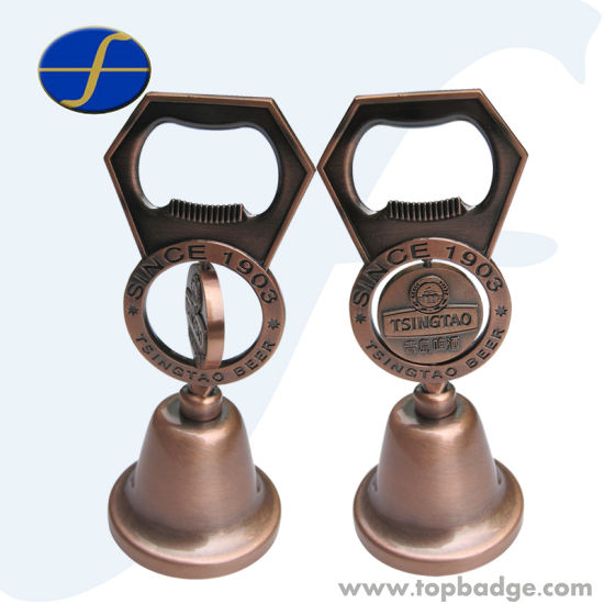 High Quality Antique Custom Dinner Beer Souvenir Bell (FTOT1500A) pictures & photos