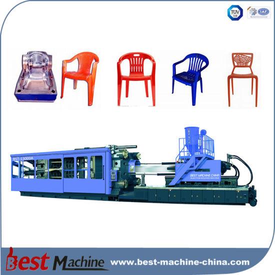Servo Motor Plastic Chair Injection Molding Machine