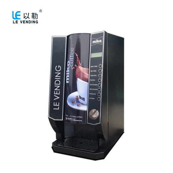 Office Use F305t Mini Coffee Vending Machine pictures & photos