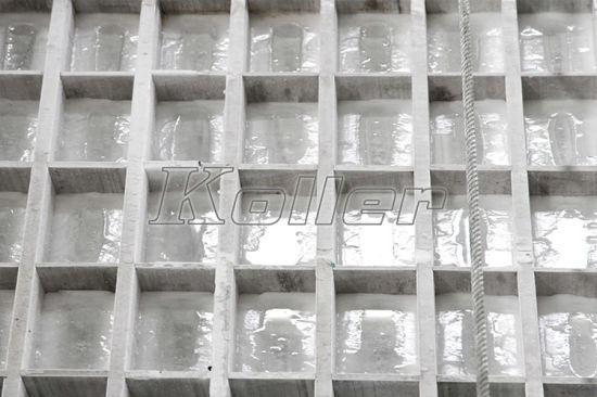 10 Tons/Day Automatic Block Ice Machine Clean Block Ice for Fish/Drinking pictures & photos